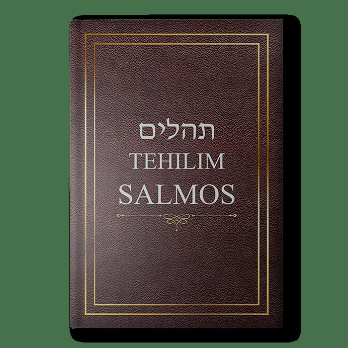 Libro De Salmos – Tehilim – תהלים