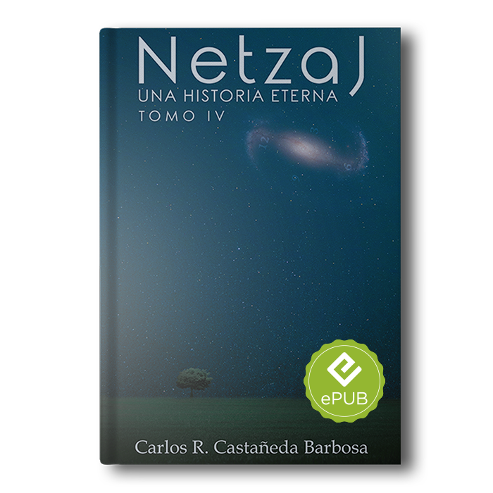 Netzaj Una Historia Eterna Tomo IV EPUB